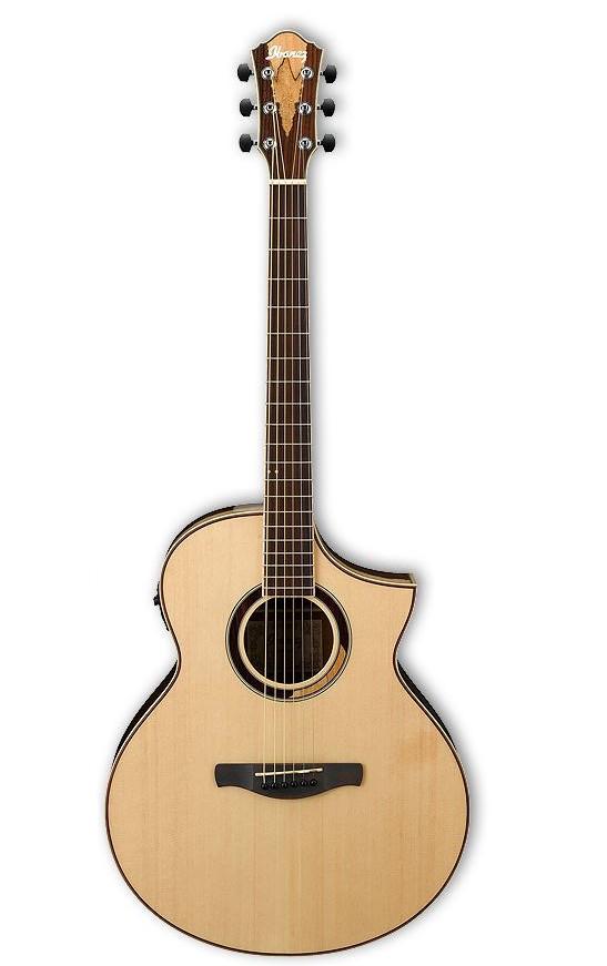 Ibanez AEW Series AEW51-NT (Natural High Gloss)《アコースティックギター/エレアコ》【送料無料】【クロサワ楽器池袋店WEB SHOP】