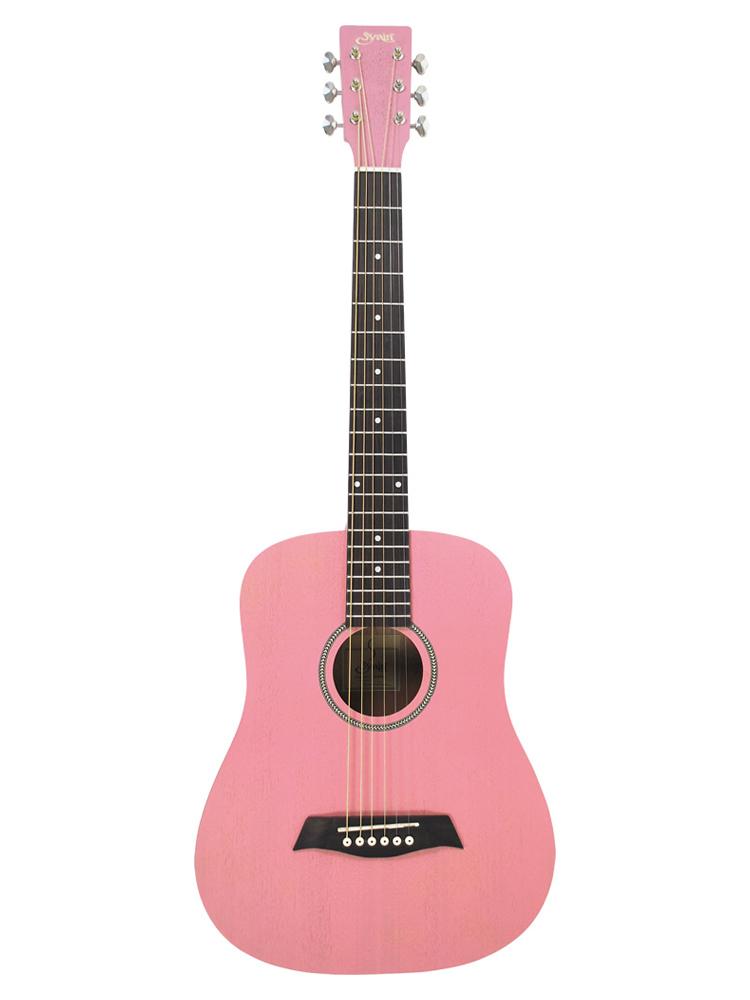 S.Yairi YM-02/PK《コンパクト・アコースティックギター》《S.ヤイリ》 【送料無料】【クロサワ楽器池袋店WEB SHOP】