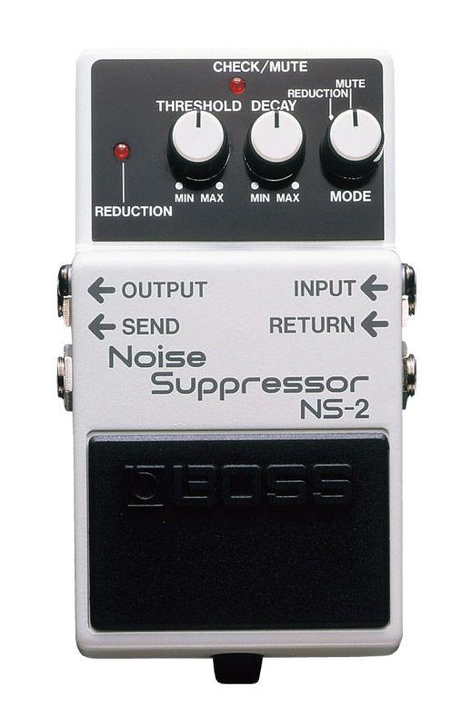 BOSS NS-2 Noise Suppressor《エフェクター》【送料無料】【クロサワ楽器池袋店WEB SHOP】