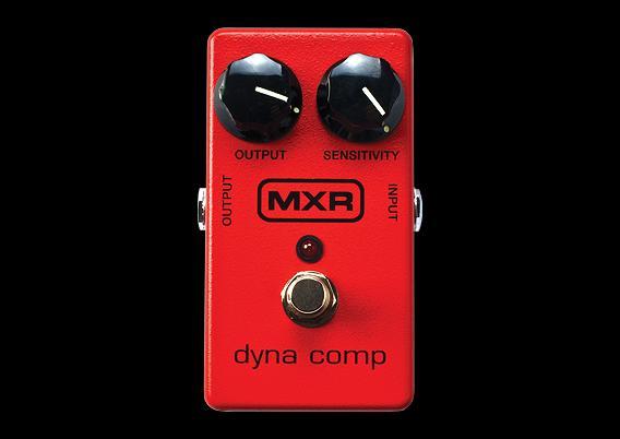 MXR M102 Dyna Comp Compressor 《コンプレッサー》【正規輸入品】【送料無料】【クロサワ楽器池袋店WEB SHOP】