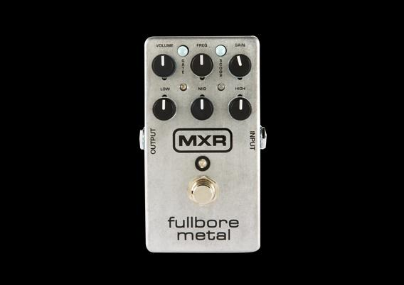 MXR M116 Fullbore Metal 《ディストーション》【正規輸入品】【送料無料】【クロサワ楽器池袋店WEB SHOP】
