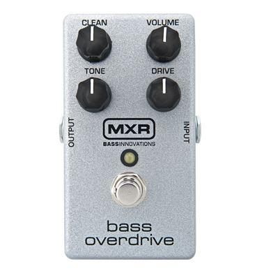 MXR M89 Bass Overdrive 《エフェクター/ ベースオーバードライブ 》【正規輸入品】【送料無料】【クロサワ楽器池袋店WEB SHOP】
