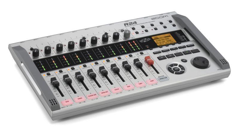 激安超特価 バンド録音 編集が手軽に可能 並行輸入品 ZOOM R24《MTR オーディオインターフェース》 SHOP 送料無料 ズーム クロサワ楽器池袋店WEB