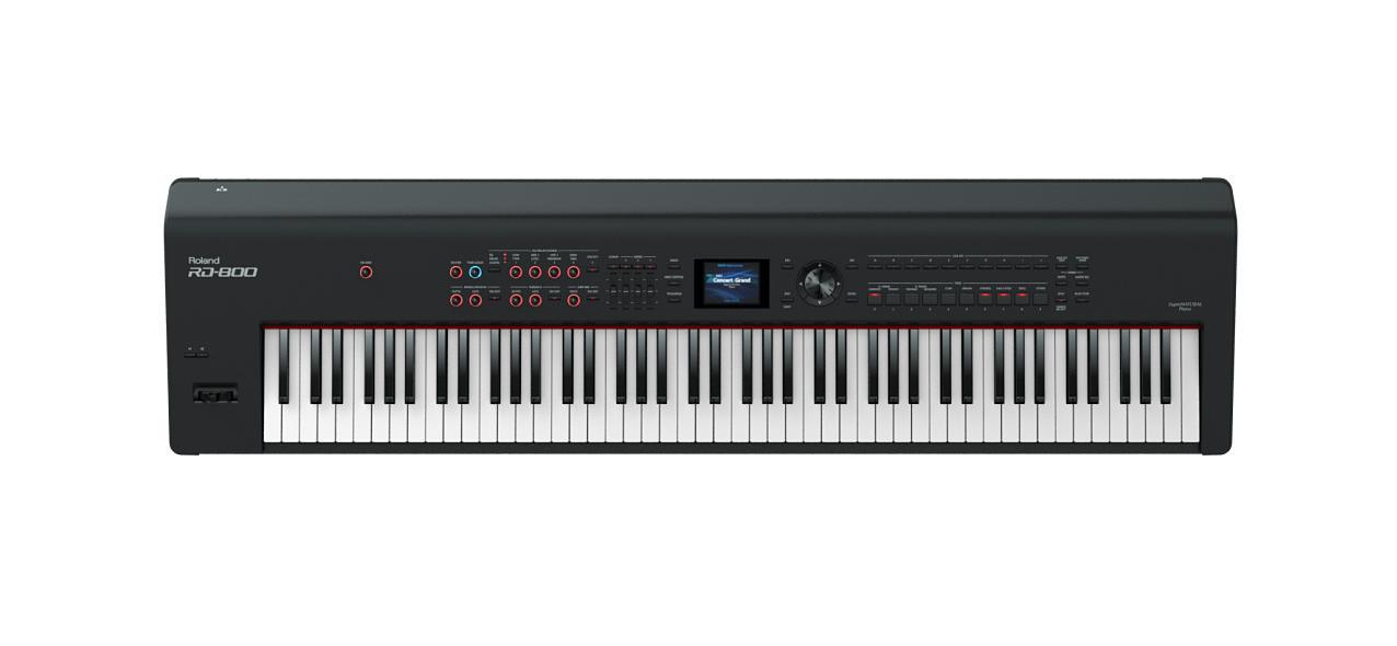 Roland RD-800《デジタルピアノ》《ローランド》《88鍵》《PHA-4 コンサート鍵盤》【送料無料】【クロサワ楽器池袋店WEB SHOP】