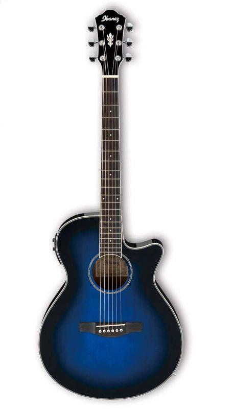 Ibanez AEG10II TBS《アコースティックギター/エレアコ》《アコースティックギター》【アイバニーズ】【ピックアップ搭載】【送料無料】【クロサワ楽器池袋店WEB SHOP】