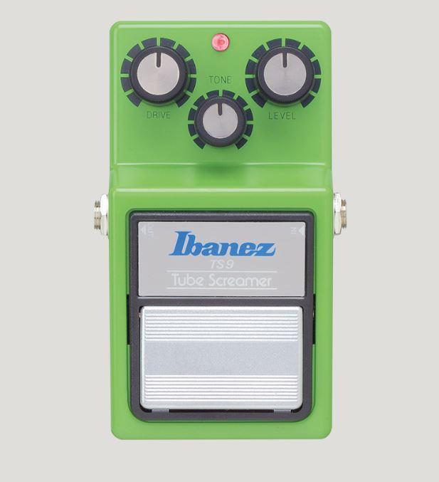 Ibanez TS9 Tube Screamer 《エフェクター/オーバードライブ》【送料無料】【クロサワ楽器池袋店WEB SHOP】