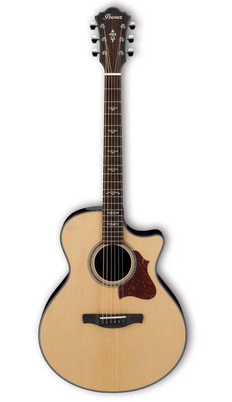 AE500-NT (Natural High Gloss)《アコースティックギター/エレアコ》【アイバニーズ】【送料無料】【クロサワ楽器池袋店WEB SHOP】