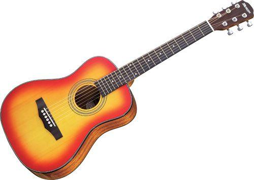 Morris LA-231 CS《ミニアコースティックギター》 【送料無料】【クロサワ楽器池袋店WEB SHOP】