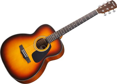 Morris F-280 TS (タバコ・サンバースト)《アコースティックギター》 【送料無料】【クロサワ楽器池袋店WEB SHOP】