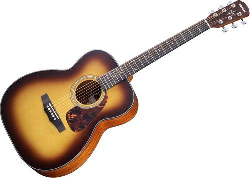 Morris F-351 TS(タバコ・サンバースト)《アコースティックギター》 【送料無料】【クロサワ楽器池袋店WEB SHOP】