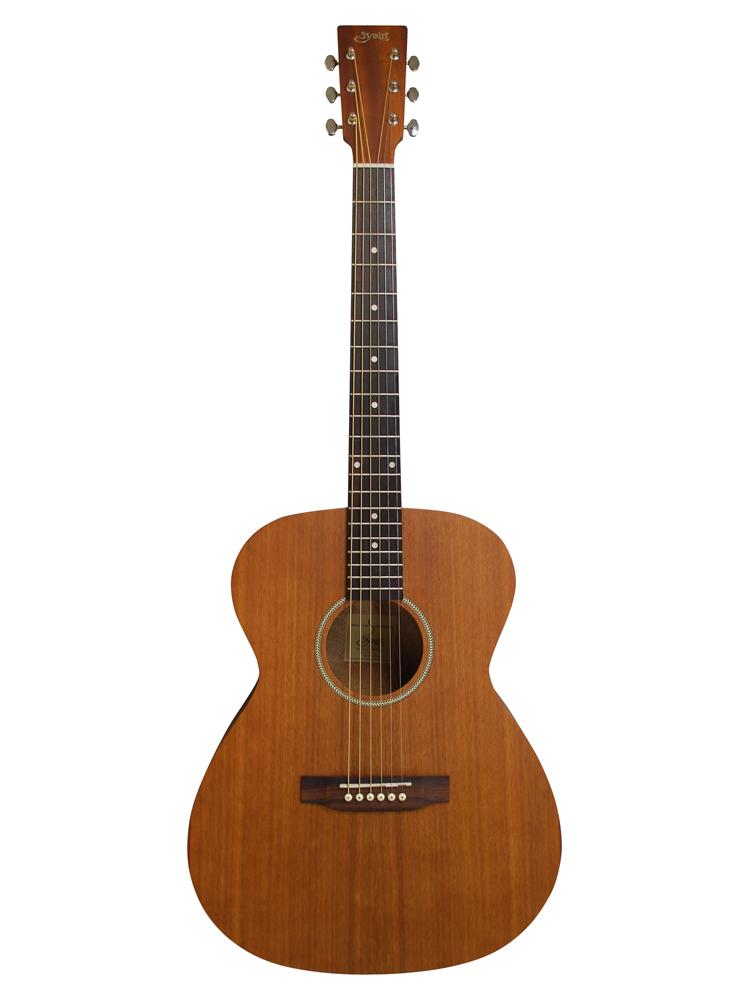 S.Yairi YF-04/MH (Mahogany)《ミディアムスケール・アコースティックギター》《S.ヤイリ》 【送料無料】【クロサワ楽器池袋店WEB SHOP】