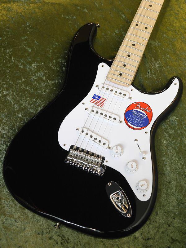 Fender USA Artist Series Eric Clapton Stratocaster -Black-【町田店】