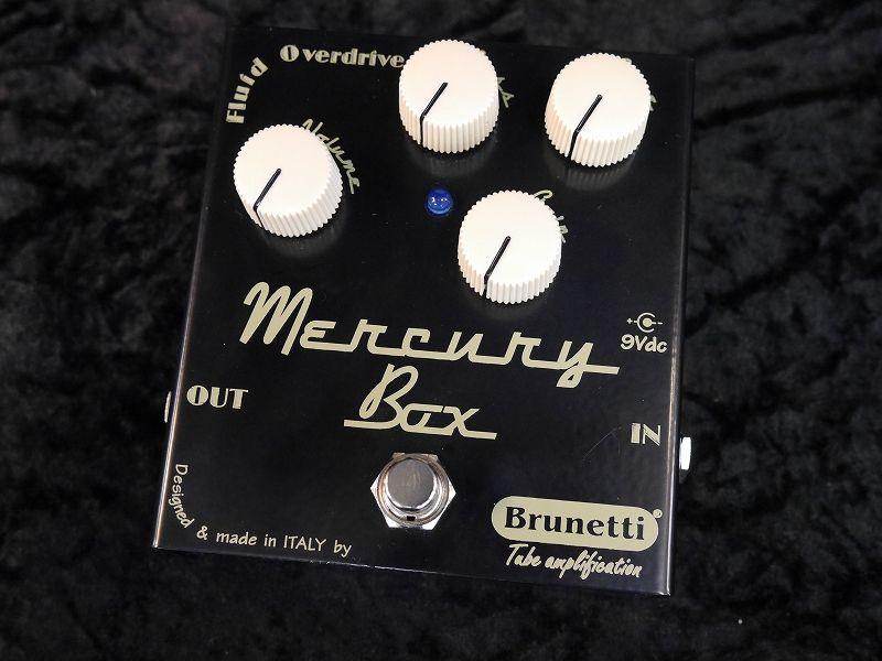 Brunetti MERCURY BOX【町田店】