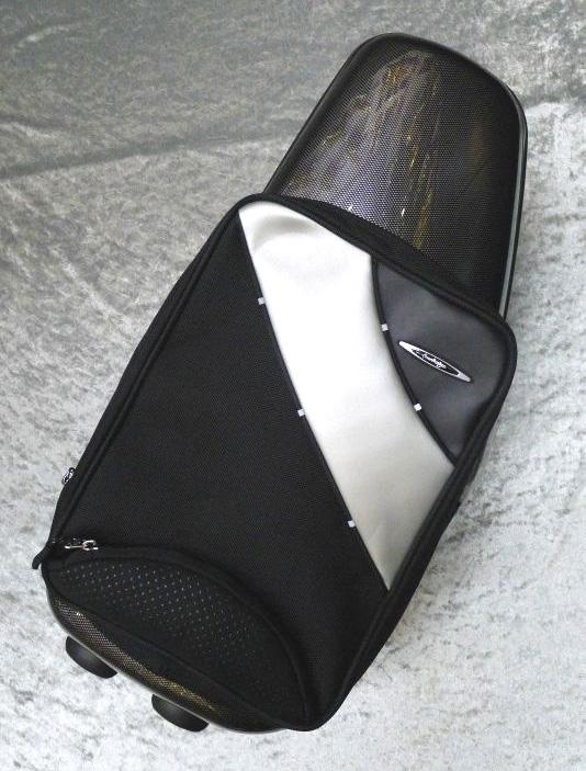 Omebaige オメベージアルトサックス用ケース軽量フライトケース【ウインドお茶の水】【次回入荷予約受付中】