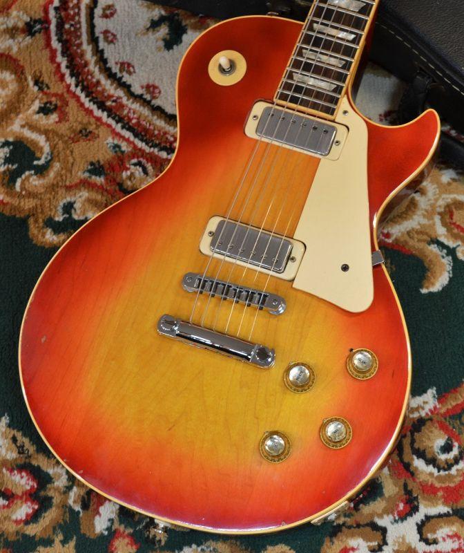 Gibson Les Paul Deluxe/Cherry Sunburst('75Vintage)【G'CLUB TOKYO】【送料無料】【smtb-u】