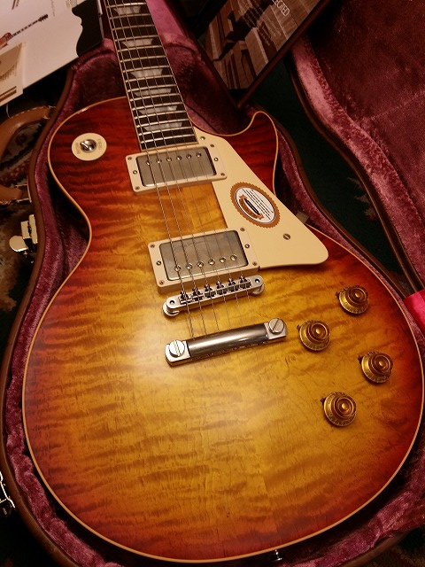 〔新品〕Gibson〈ギブソン〉 Custom Shop True Historic Japan Special Run 1959 Les Paul Reissue