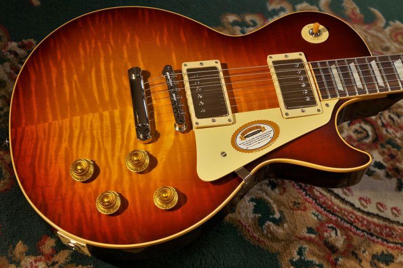〔新品〕Gibson〈ギブソン〉 Custom Shop True Historic 1959 Les Paul Reissue