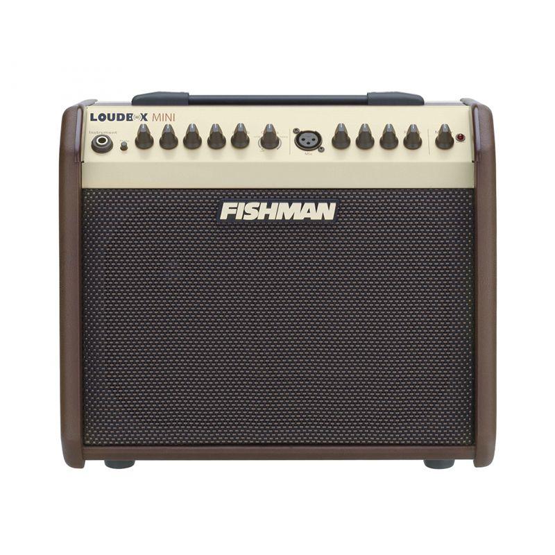 〔新品〕FISHMAN〈フィッシュマン〉Loudbox Mini Amplifier [PRO-LBX-500] [ラウドボックスミニ][軽量][60W][正規輸入品]【G'CLUB TOKYO】【アコースティック用アンプ】【送料無料】【smtb-u】