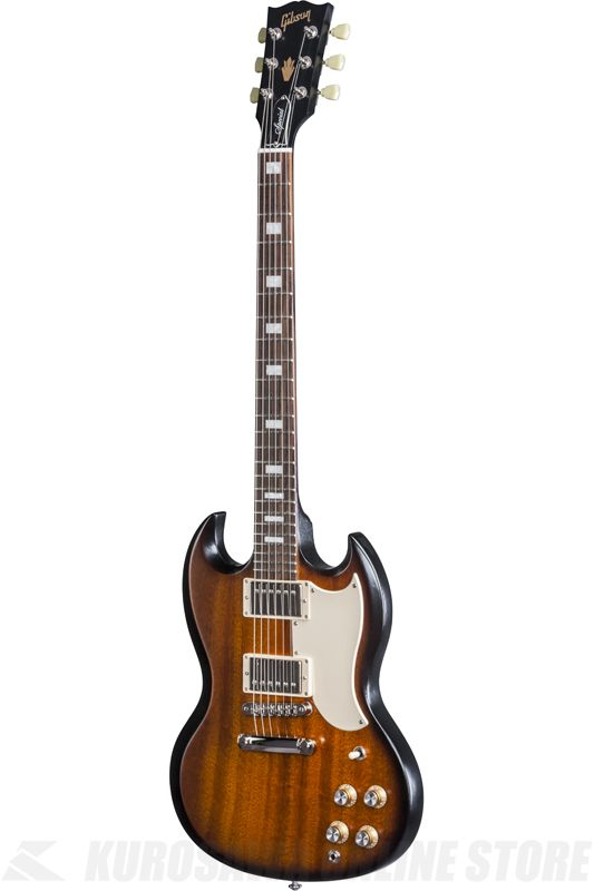 Gibson SG Special T 2017 (Satin Vintage Sunburst) [SGSP17SVNH1] 《エレキギター/SG》【送料無料】【ONLINE STORE】