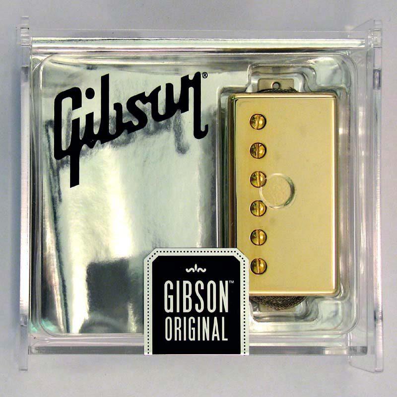 Gibson Gear Burstbucker Type 3 w/gold cover [IM57C-GH] 《パーツ・アクセサリー/ ピックアップ 》【ギブソン純正】【ONLINE STORE】