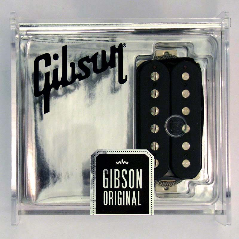 Gibson Gear 57 Classic Plus / Double Black [IM57P-DB] 《パーツ・アクセサリー/ ピックアップ 》【ギブソン純正】【ONLINE STORE】