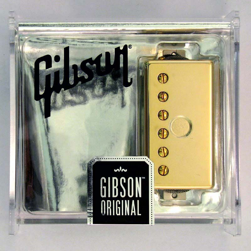 Gibson Gear 57 Classic Plus / Gold Cover [IM57P-GH] 《パーツ・アクセサリー/ ピックアップ 》【ギブソン純正】【ONLINE STORE】