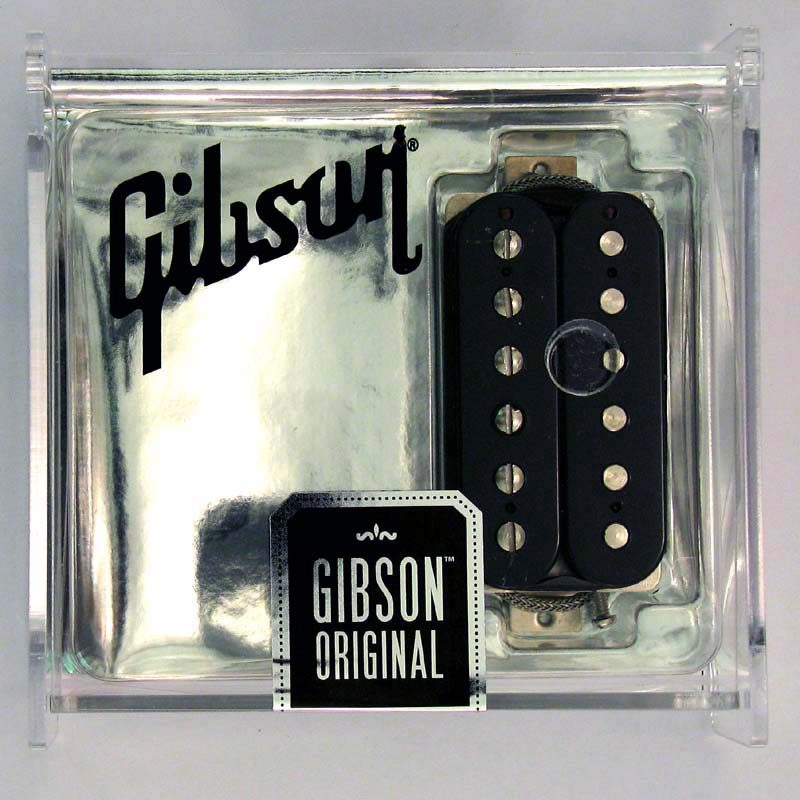 Gibson Gear 57 Classic / Double Black [IM57R-DB] 《パーツ・アクセサリー/ ピックアップ 》【ギブソン純正】【ONLINE STORE】