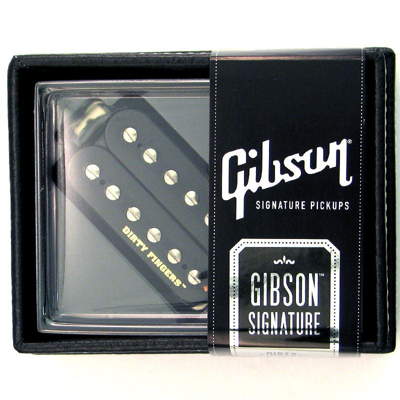 Gibson Gear DIRTY FINGER /DBL BLK COIL [IMDF-DB] 《パーツ・アクセサリー/ ピックアップ 》【ギブソン純正】【ONLINE STORE】