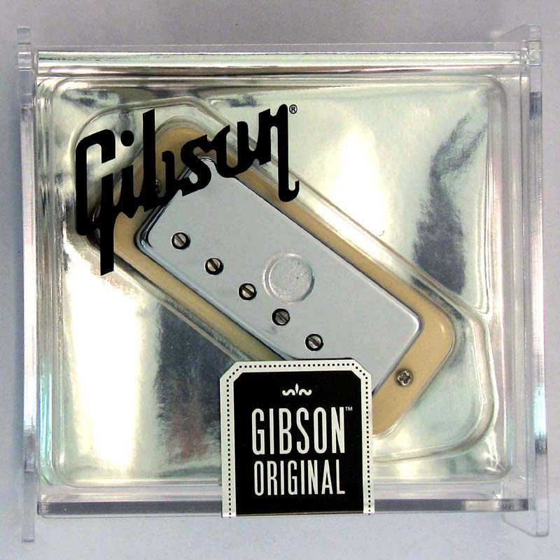 Gibson Gear MINI-HUMBKR TREB CHRM [IMMHT-CH] 《パーツ・アクセサリー/ ピックアップ 》【ギブソン純正】【ONLINE STORE】