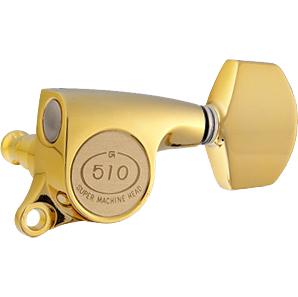 公式の  Gotoh/ ゴトー SG510 Series for Standard Standard Post ] SGS510 Gotoh (Gold/ A01) [対応ヘッド: L3+R3 ] 《ギターペグ6個set》【送料無料】【ONLINE STORE】, ライトインテリア照明 DOTS-NEXT:9b05816b --- canoncity.azurewebsites.net