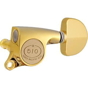 最終決算 Gotoh/ ゴトー SG510 SGS510 Series for Standard Post ゴトー for SGS510 (Gold/ A20) [対応ヘッド: L3+R3 ] 《ギターペグ6個set》【送料無料】【ONLINE STORE】, 開運HAPPY雑貨のお店 BIGTOWER:571ba97f --- konecti.dominiotemporario.com
