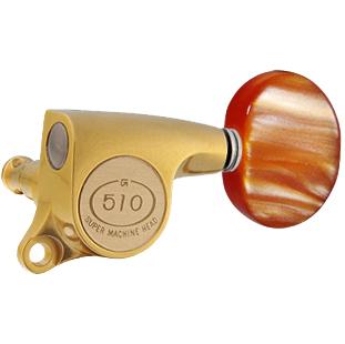 【年中無休】 Gotoh/ ゴトー SG510 SGS510 ゴトー Series for Standard Post STORE】 SGS510 (X Gold/ P2) [対応ヘッド: L3+R3 ] 《ギターペグ6個set》【送料無料】【ONLINE STORE】, 大工道具金物の専門通販アルデ:06a38398 --- clftranspo.dominiotemporario.com