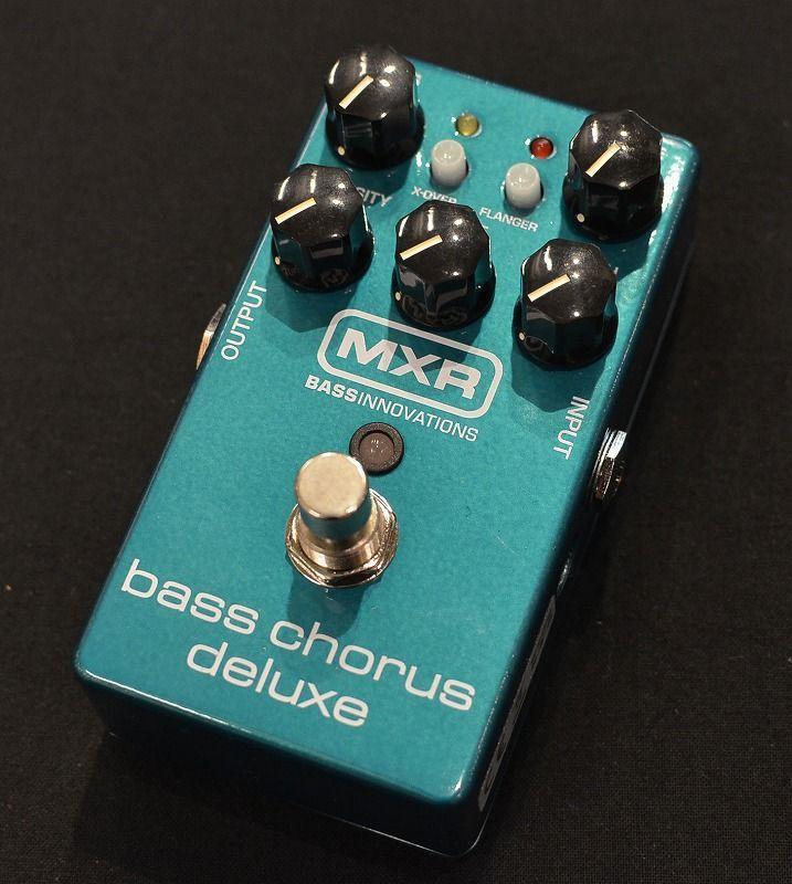MXR M83 Bass Chorus Deluxe 【NEW】【日本総本店ベースセンター在庫品】