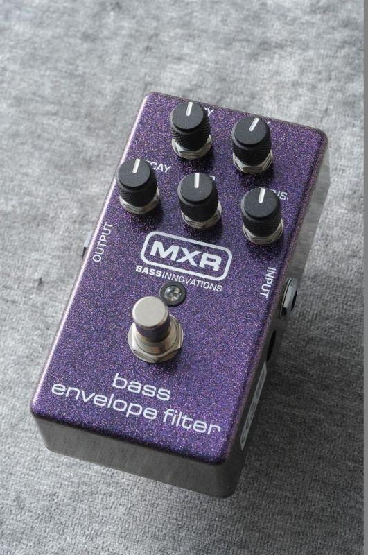 MXR M82 Bass Envelope Filter 【NEW】【日本総本店ベースセンター在庫品】