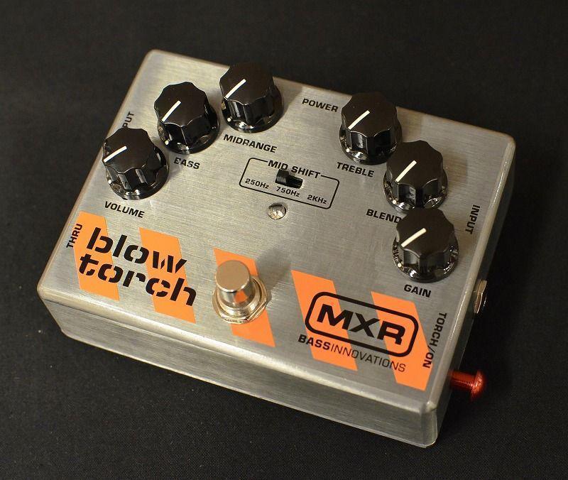 MXR M181 Blow Torch Distortion 【NEW】【日本総本店ベースセンター在庫品】