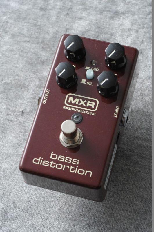 MXR M85 Bass Distortion 【NEW】【日本総本店ベースセンター在庫品】