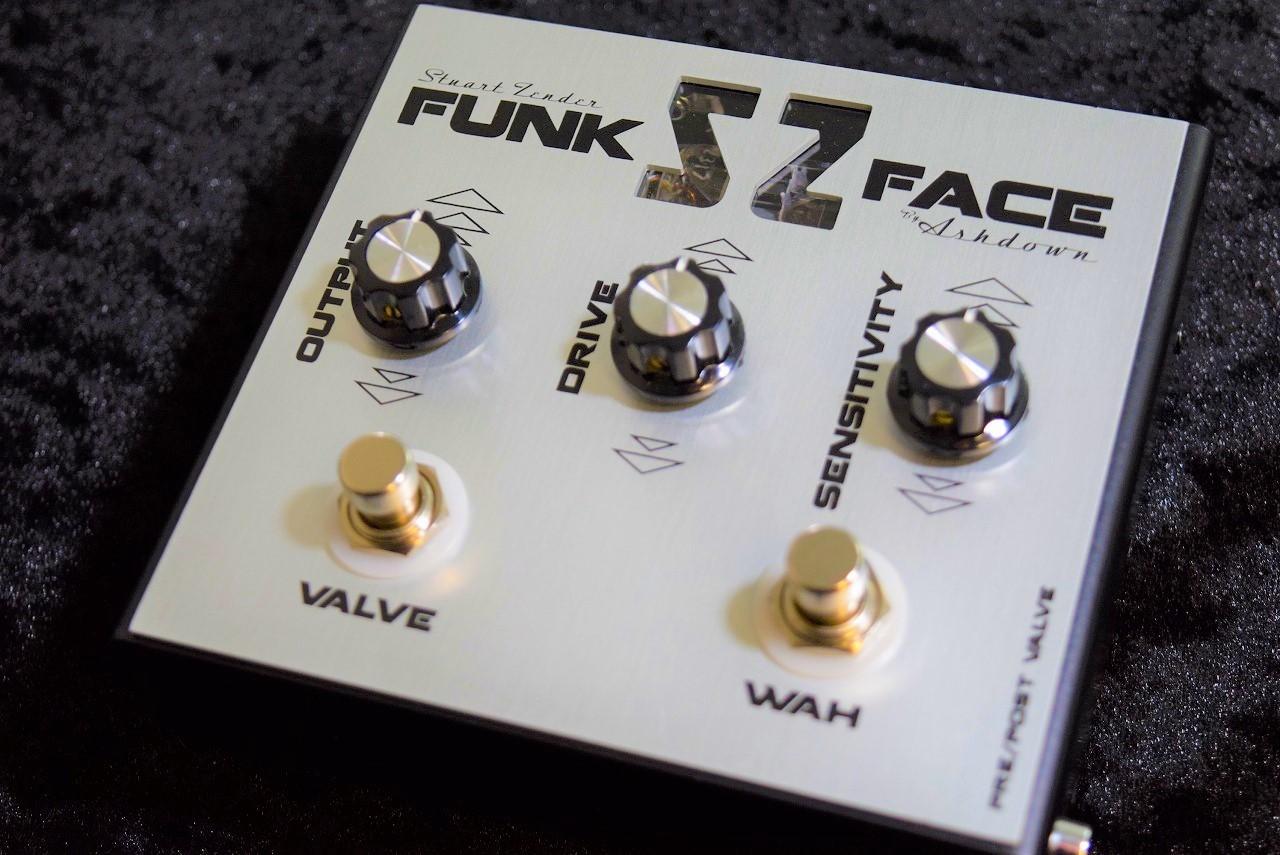Ashdown SZ Funk Face【NEW】【日本総本店ベースセンター在庫品】