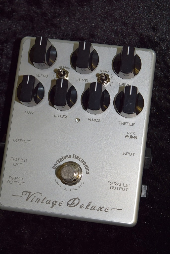 Darkglass Electronics Vintage Deluxe【NEW】【日本総本店ベースセンター在庫品】