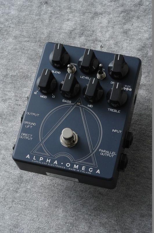 Darkglass Electronics Alpha Omega【NEW】【日本総本店ベースセンター在庫品】