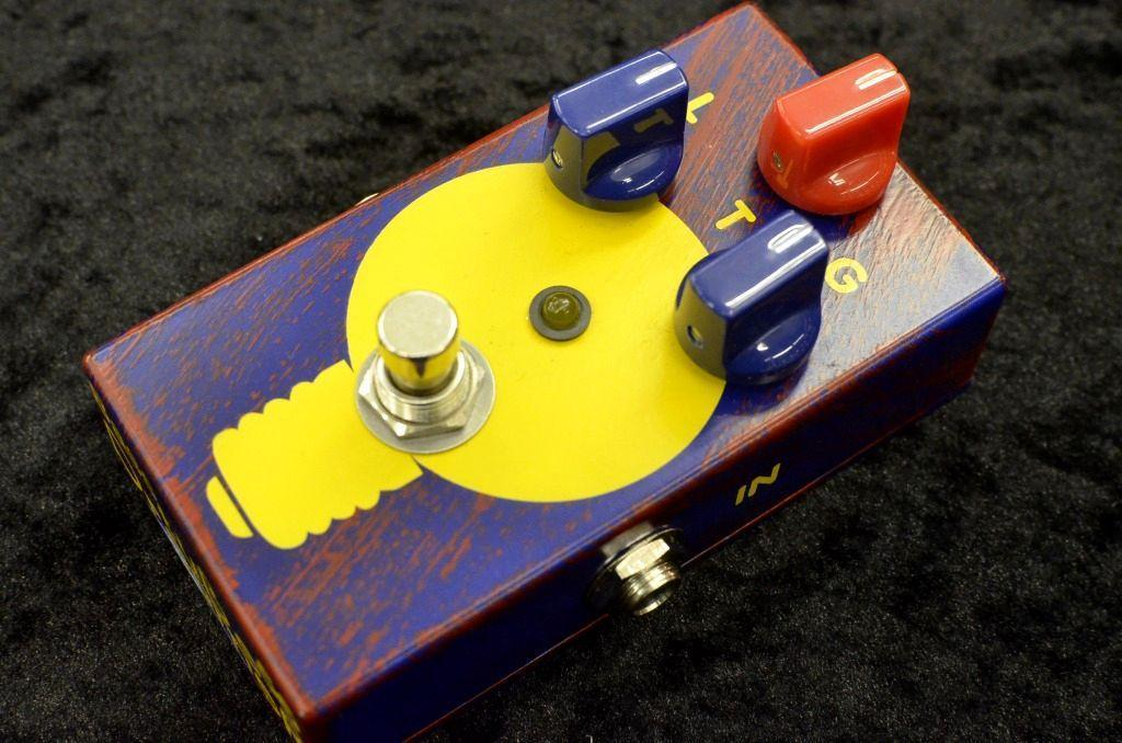 JAM pedals Tube Dreamer 58 Bass 【NEW】【日本総本店ベースセンター在庫品】