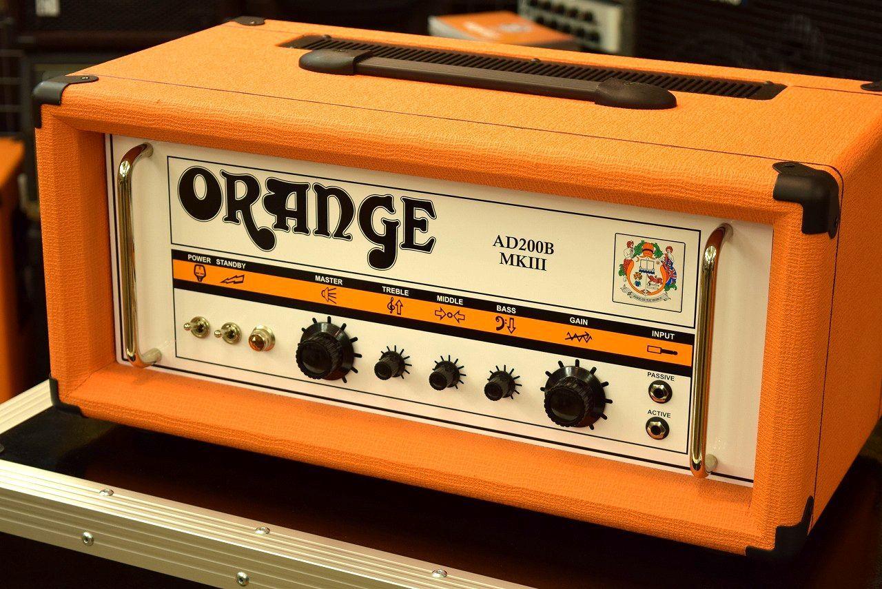 ORANGE AD200B MKIII -Orange-【UESD】【日本総本店ベースセンター在庫品】