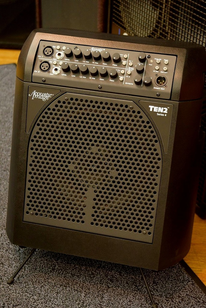 Acoustic Image TEN 2 Series 4 Plus 2ch 【NEW】【日本総本店ベースセンター在庫品】