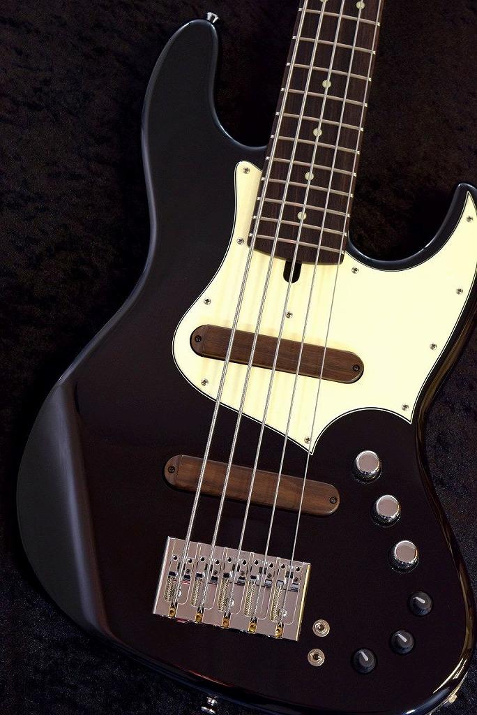 Xotic XJ-1T 5-string Alder -Black/R-【NEW】【日本総本店ベースセンター在庫品】
