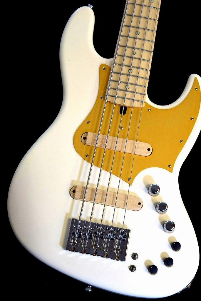 Xotic XJ-1T 5-string Ash -White/M-【NEW】【日本総本店ベースセンター在庫品】