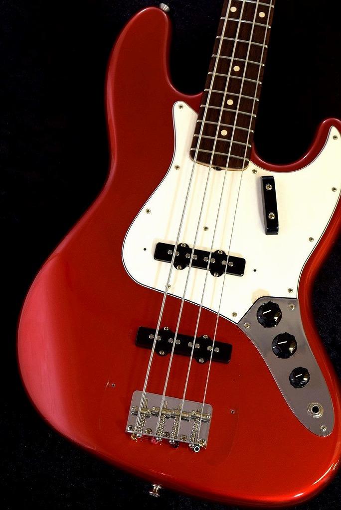 Fender Custom Shop 1964 JazzBass N.O.S -Candy Apple Red- 【NEW】※軽量個体 !【日本総本店ベースセンター在庫品】