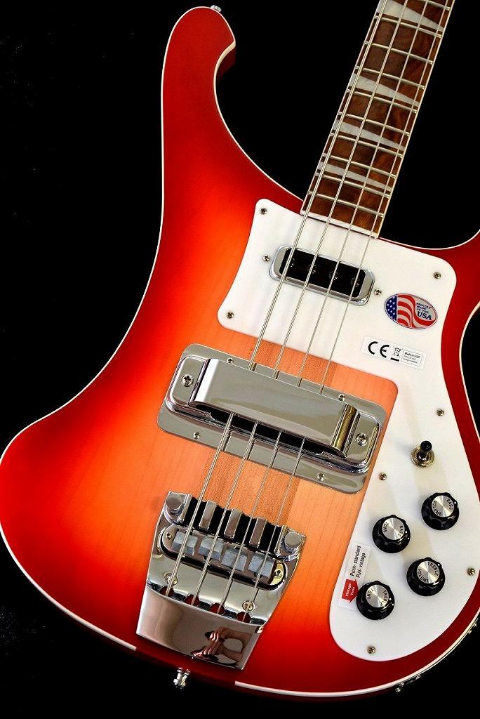 Rickenbacker 4003 -Fireglo-【NEW】【日本総本店ベースセンター在庫品】