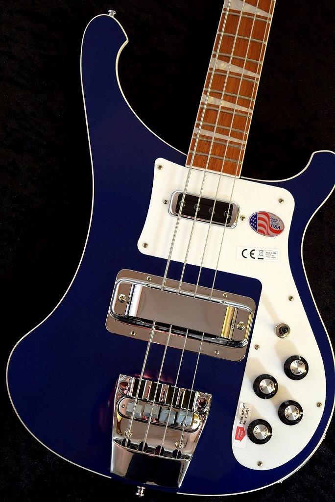 Rickenbacker 4003 -Midnight Blue -【NEW】【日本総本店ベースセンター在庫品】