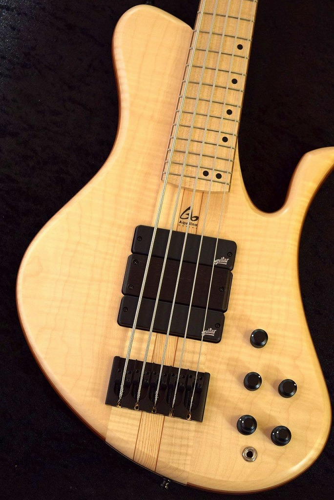 Aquilina DB5 Sycamore Maple Top