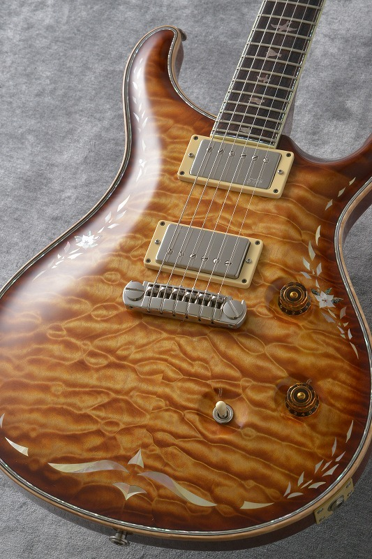 Paul Reed Smith(PRS) Private Stock Custom 24 -Vintage Amber Smoked Burst- 【USED】【本店ベースセンター在庫品】
