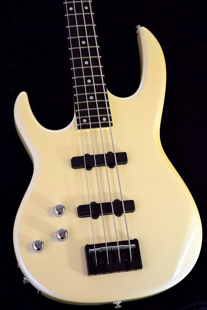 Carvin LB Lefty -Pearl White/E-【USED】【日本総本店ベースセンター在庫品】